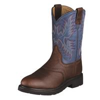 Ariat Mens Sierra Saddle Work Boots