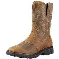 Ariat Mens Sierra Square Steel Toe Boots