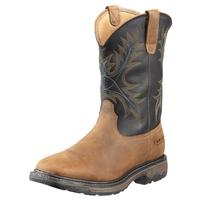 Ariat Mens Workhog Steel Toe H2O Work Boots