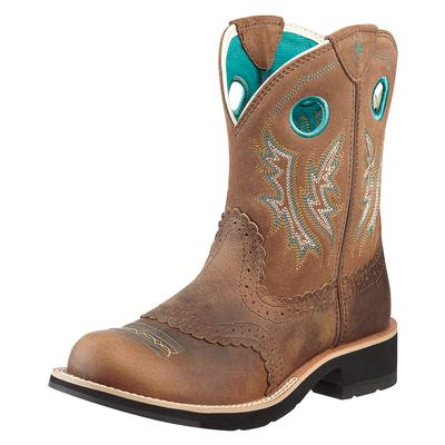 Ariat Womens Fatbaby Cowgirl Boots