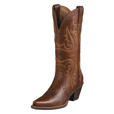 Ariat Heritage Western X Toe Cowgirl Boots
