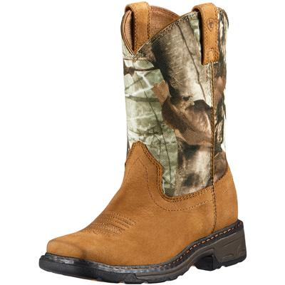 Ariat Kids Workhog Pull- On Boots