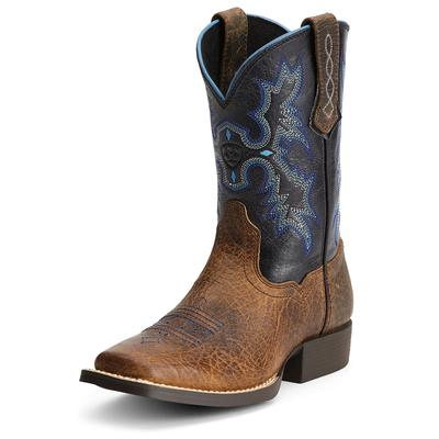 Ariat Kid's Earth Tombstone Boot