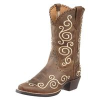 Ariat Youth Shelleen Cowgirl Boots