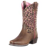 Ariat Legend Leopard Kids Boots