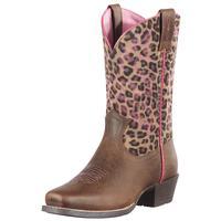 Ariat Legend Leopard Kids Boots