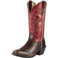 Ariat Womens Round Up Stockman Boots