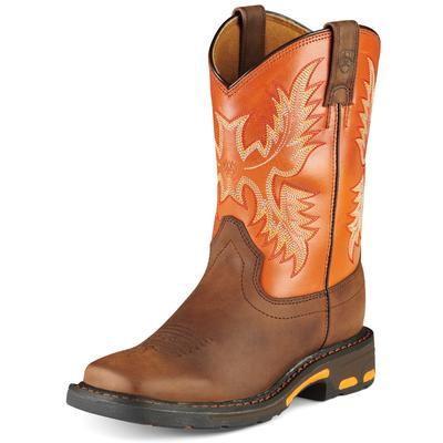 Ariat Youth Workhog Work Boots