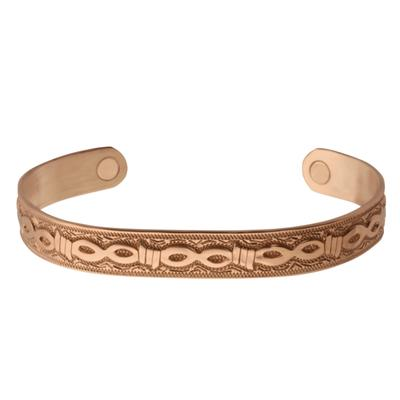 Sabona Copper Barb Magnetic Wristband Bracelet