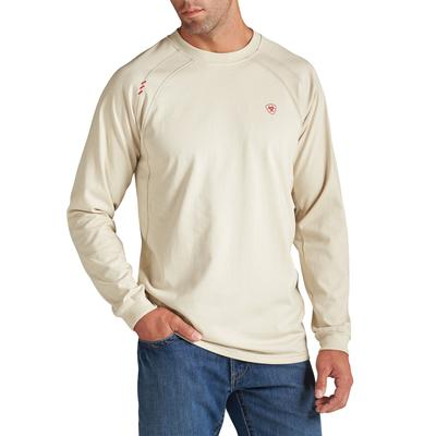 Ariat Men's FR Work Crew Long Sleeve