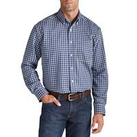 Ariat Mens FR Plaid Work Shirt
