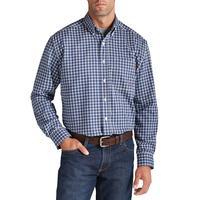 Ariat Mens FR Plaid Work Shirt