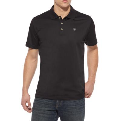 Ariat Mens Tek Short Sleeve Polo Shirt