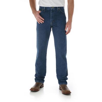 Wrangler Men's George Strait Cowboy Cut Original Fit Jeans