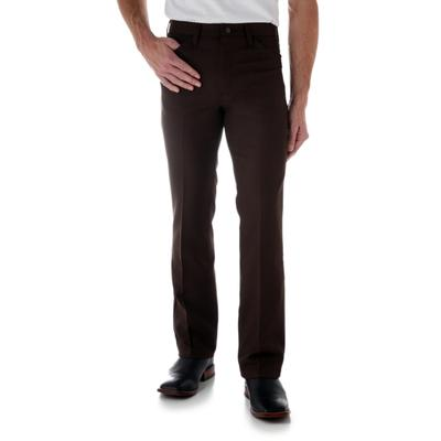 Wrangler Wrancher Mens Dress Jeans