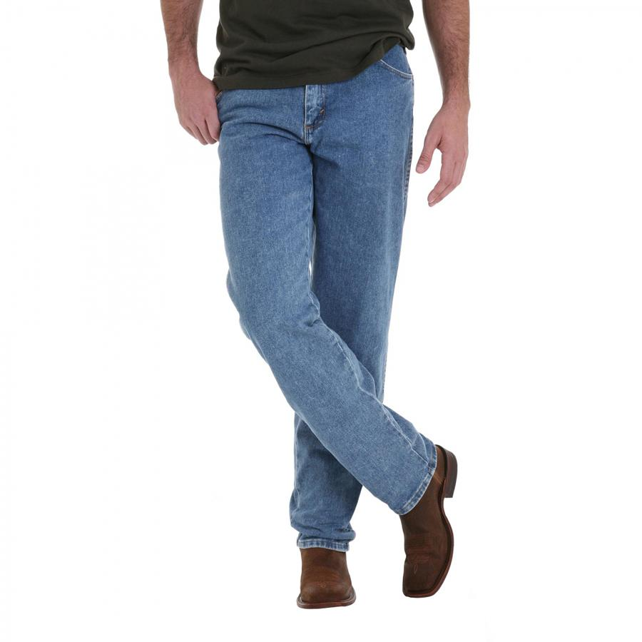 06925bc6 Wrangler Men's 20X Relaxed Fit Light Wash Jeans