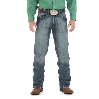 Wrangler Relaxed Fit Straight Leg Mens Jeans