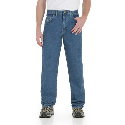 Wrangler Mens Rugged Wear Relaxed Fit Jean