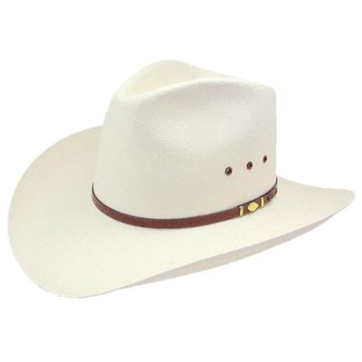 Resistol Big Spender 10X Straw Cowboy Hat