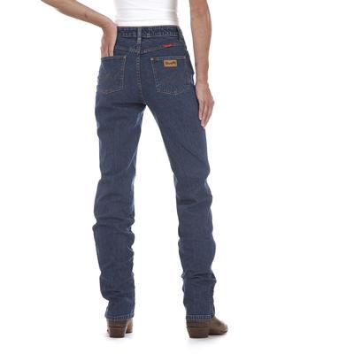 Wrangler Womens Cowboy Cut Natural Rise Jeans
