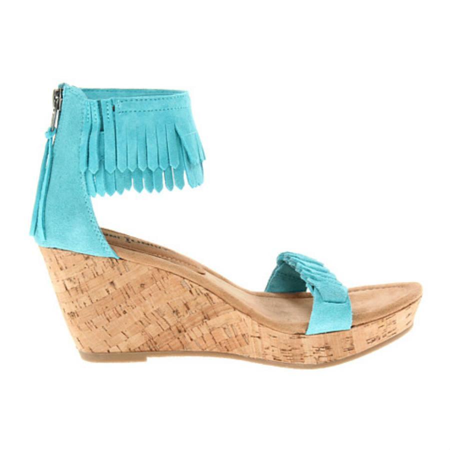 Footwear > Womens Footwear > Sandals > Minnetonka Nicki Womens Wedges