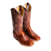 Anderson Bean Tobacco Yeti Cowboy Boots