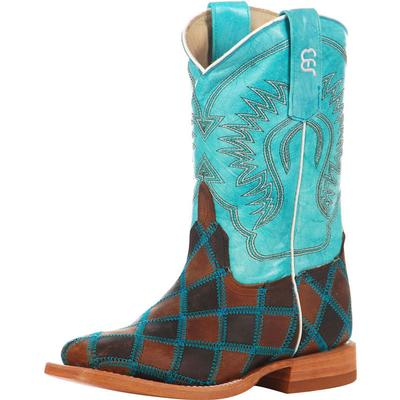 Anderson Bean Kids Insane In The Membrane Cowboy Boots