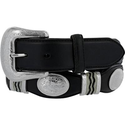 Brighton Leegin Cutting Champ Mens Belts