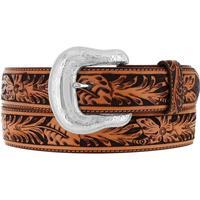 Tony Lama Chimayo Special Tan Mens Belt