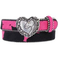 Tony Lama Pony Tails Kids Belt