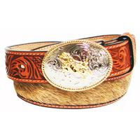 3D Belt Co. Youth Roan Bullrider Belt 1 1/4-inches