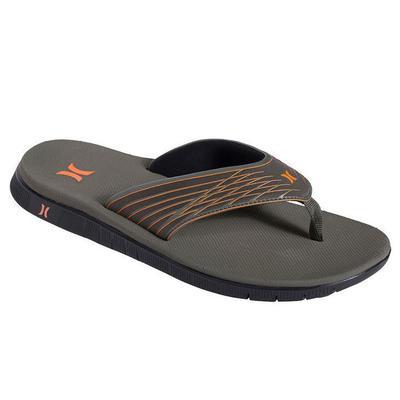 Hurley Phantom Thong Mens Sandals CMO Hurley Phantom Thong Mens Sandals GRA  ...