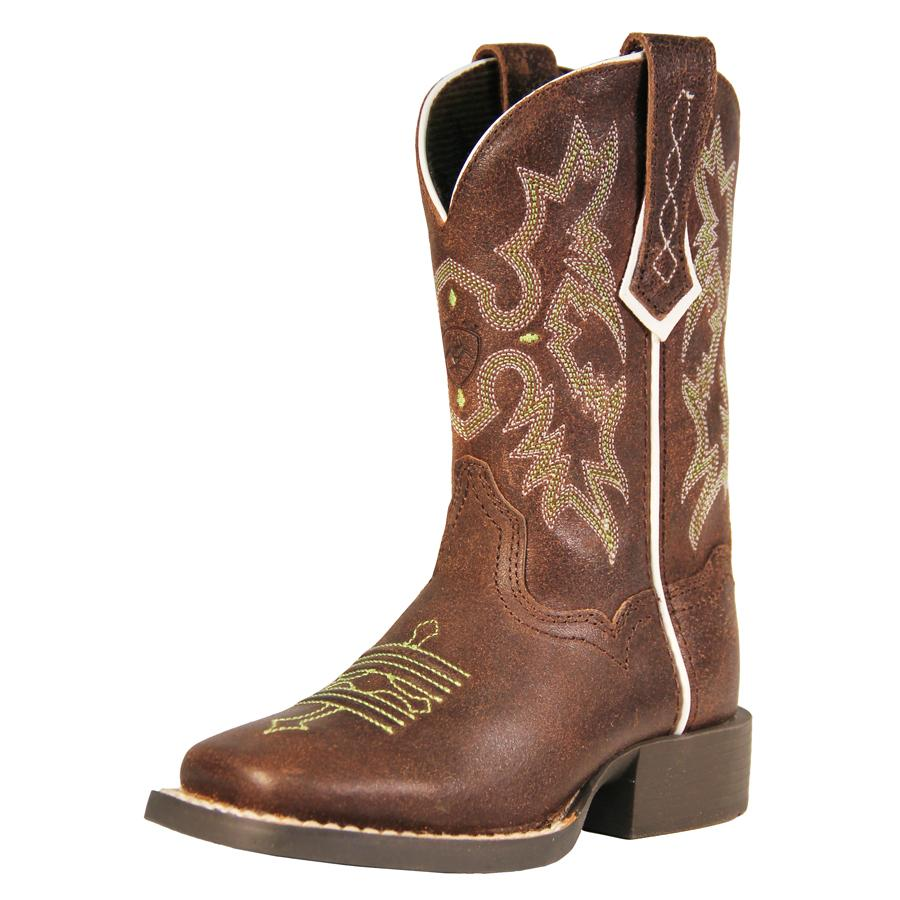 Ariat Tombstone Youth Cowboy Boots | D&D