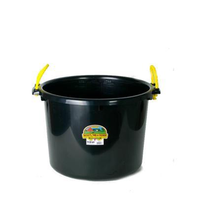 Duraflex Little Giant 70 qt. Muck Bucket BK
