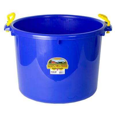 70 Qt. Muck Bucket BL
