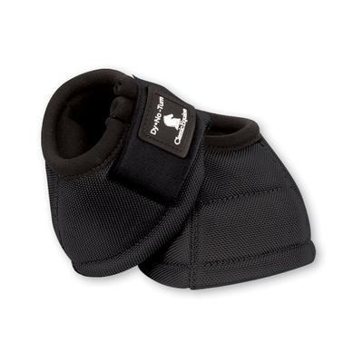 Classic Equine Dyno-Turn Bell Boots BK