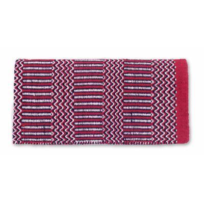 Mayatex Ramrod Double Weave Saddle Blanket RD
