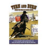 Turn and Burn: Inside The World of Barrel Racing DVD