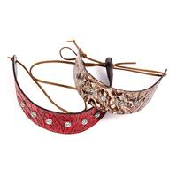 Womens Floral Tooled Headband