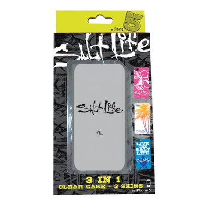 Salt Life 3-In-One Clear iPhone 5 Case