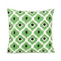 IKAT Kantha Printed Pillow