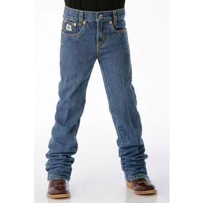 Cinch Boys Slim Fit Boot Cut Jeans