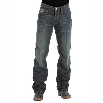 Cinch Men's White Label Relaxed Fit Stonewash Jeans