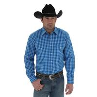 Wrangler Trevor Brazile Relentless Mens Long Sleeve Shirt