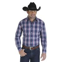 Wrangler George Strait Mens Long Sleeve Shirt