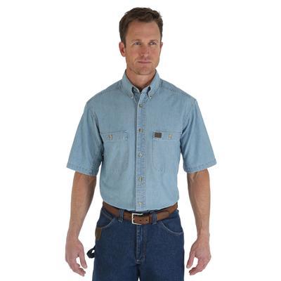 Wrangler Rugged Wear Mens Shirt