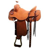 Association Roping Saddle by HR