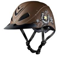 Low Profile Rebel Star Helmet