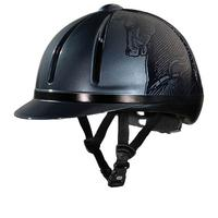 Legacy Smoke Slim Profile Riding Helmet