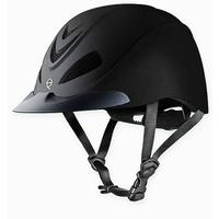 Liberty Black Low Profile Schooling Helmet